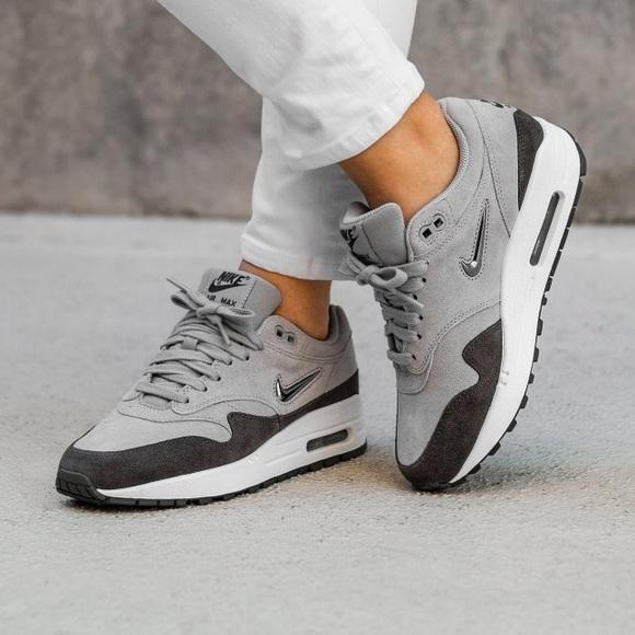 dd0bdd2d12 Nike Shoes | Brand New Air Max 1 Premium Wolf Grey | Poshmark